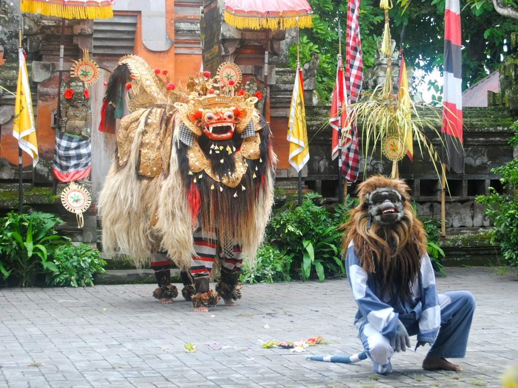 Barong Dance in Ubud, Bali