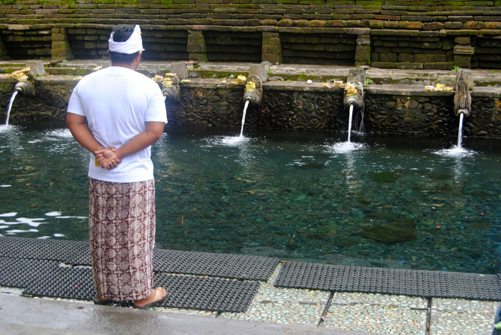 Holy Spring Water Temple, Ubud, Bali