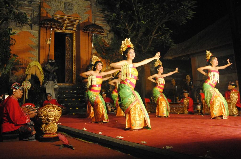 Legong Dance, Ubud, Bali