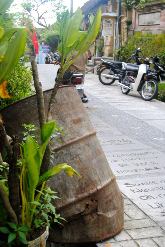 street Ubud, Bali