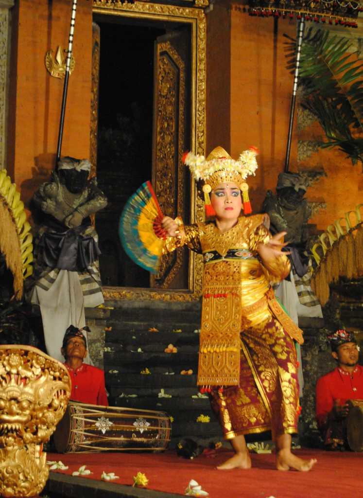 Legong, Ubud, Bali