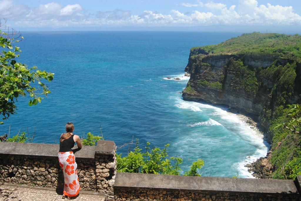 Uluwatu, Bali A Cruising Couple