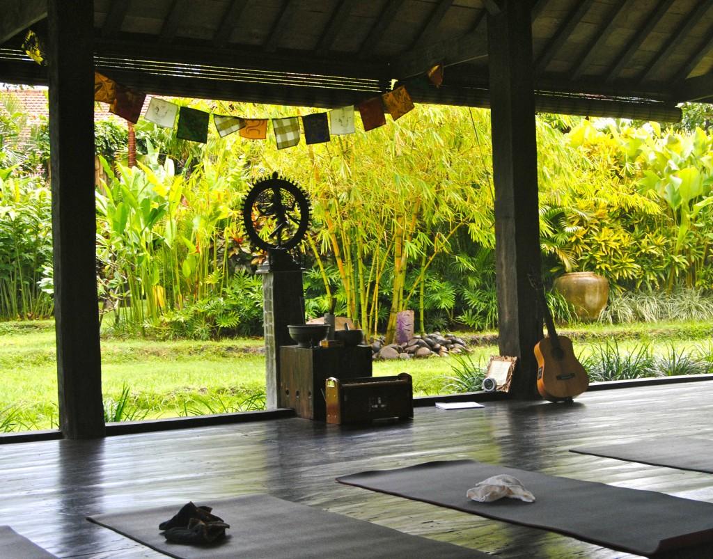 yoga, Bali