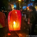 Lantern Festival and the 20-Meter Serpent