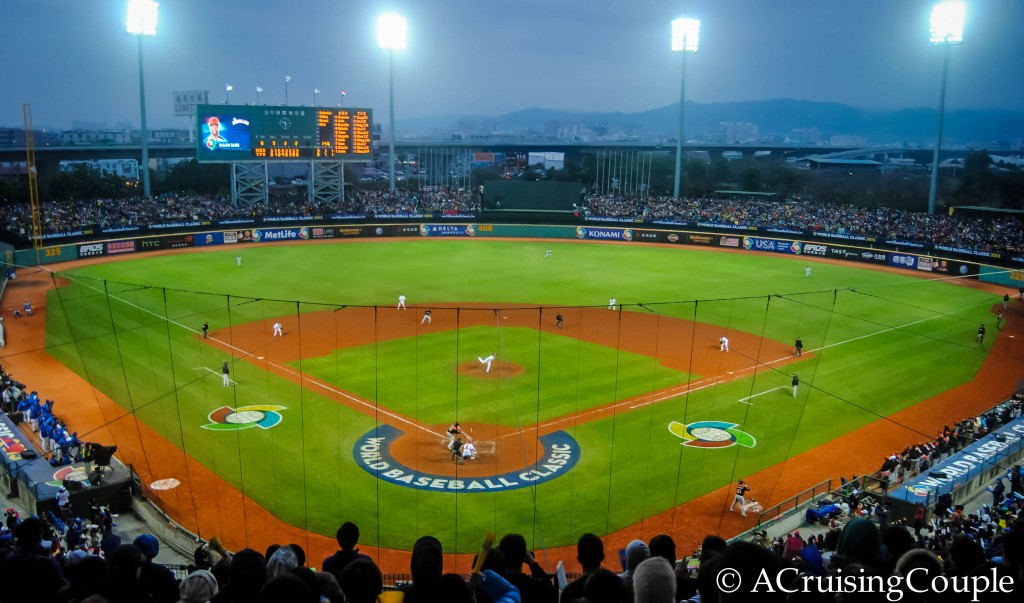 Chinese Taipei World Baseball Classic Taichung