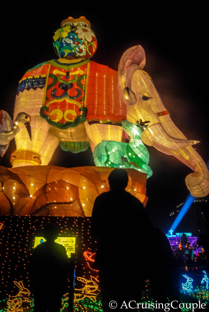 Lantern Festival Elephant