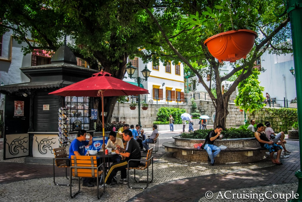 Lilau Square Macau