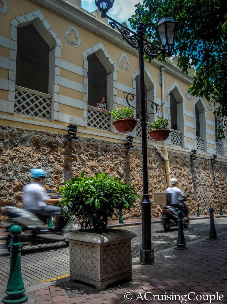 Moorish Barracks Macau
