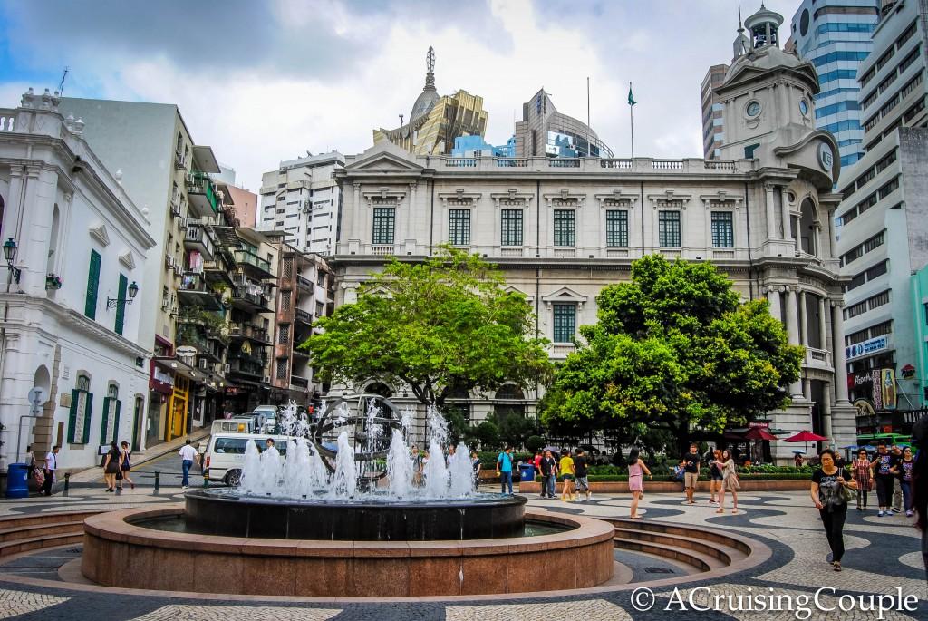 Sanado Square Macau
