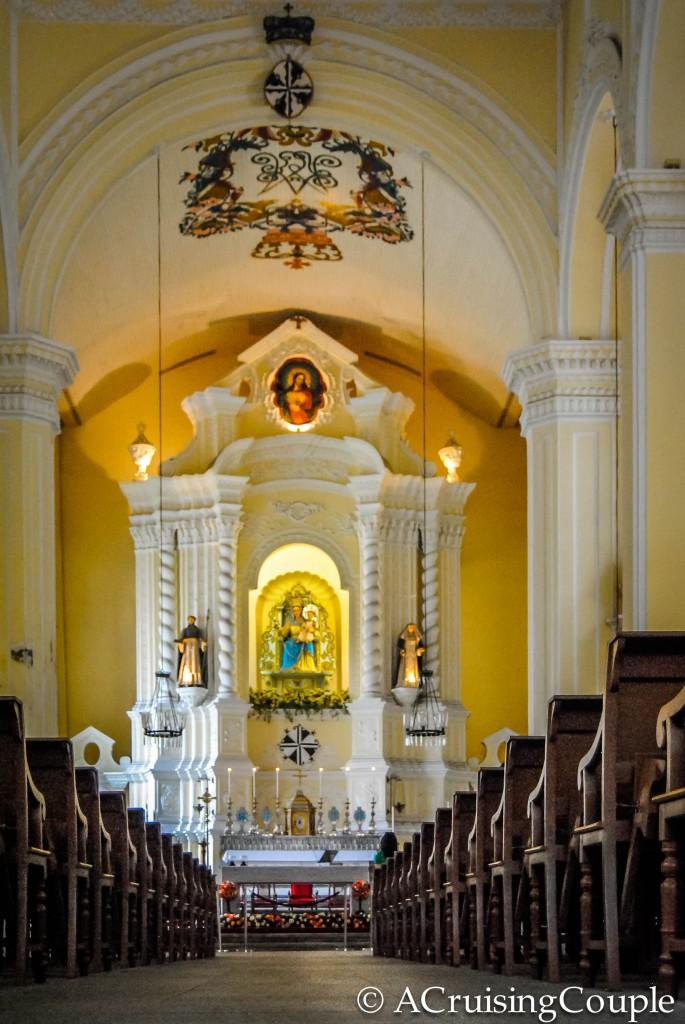 Dominic's Church Interior