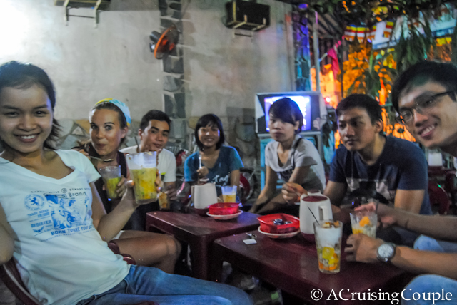 Couchsurfing Friends Vietnam Sinh To