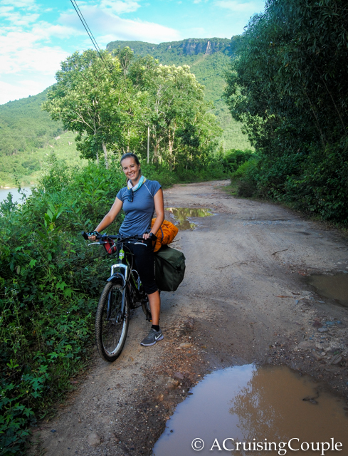 Cycling Rural Vietnam