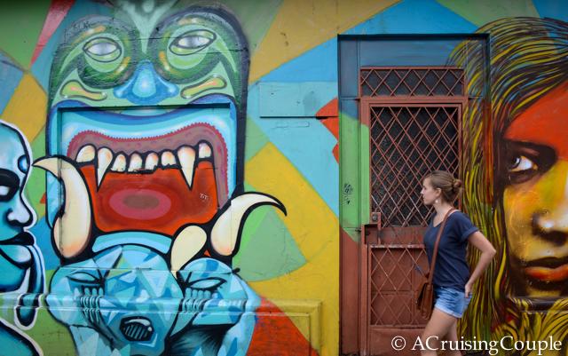 San Ramon Costa Rica Street Art