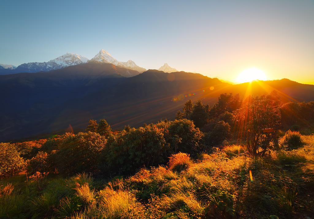 Worlds Best Sunrise