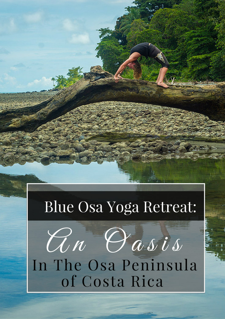 An Oasis In The Osa Peninsula of Costa Rica