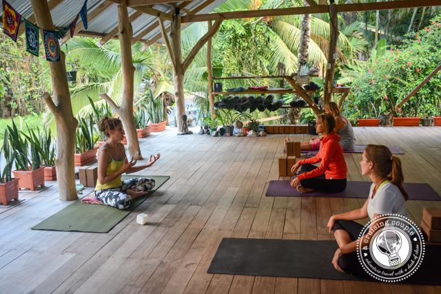 Community and Karma at Om Yoga Studio | Puerto Viejo, Costa Rica