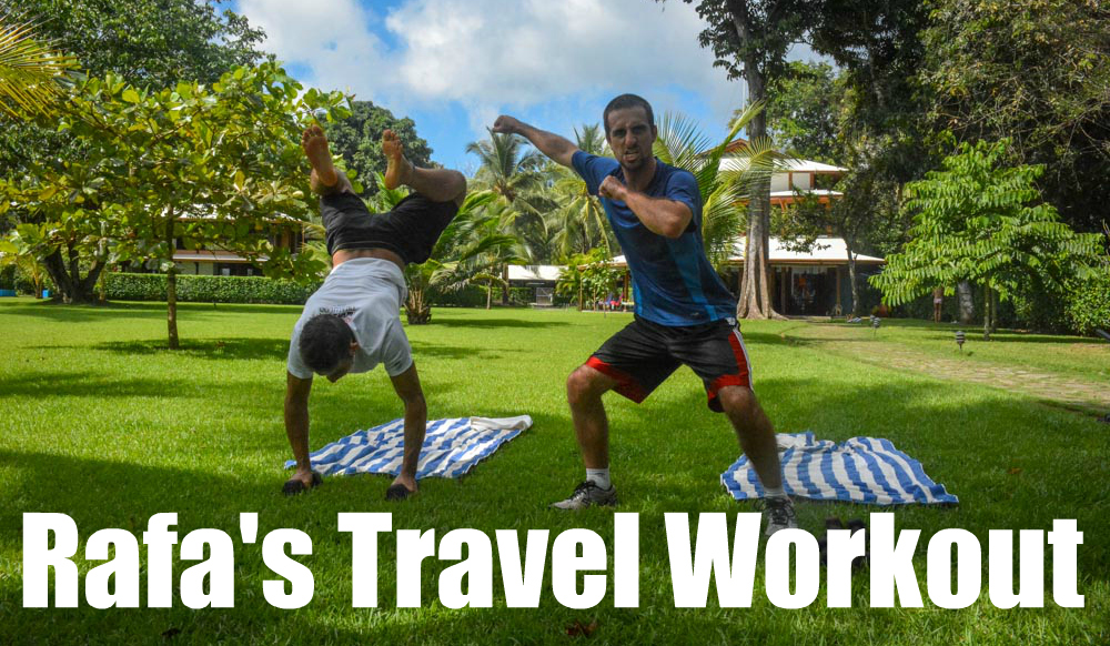 Rafas Travel Workout