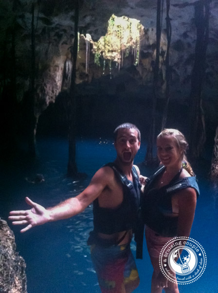Adventure Travel Video in the Yucatan - A Cruising Couple Cenotes