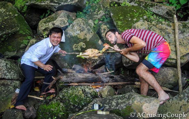 Vietnamese BBQ Picnic