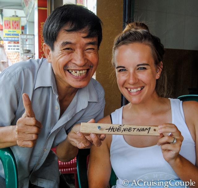 Visit Vietnam Lac Thien Restaurant