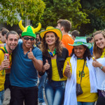 Photos of Brazil During the FIFA World Cup 2014 – Part 1