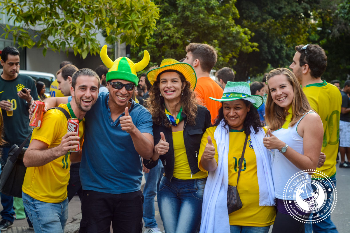 Photos of Brazil During the FIFA World Cup 2014 - Part 1