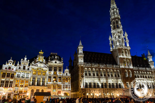24 Hours in Brussels, Belgium