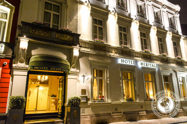 Romance and Relaxation at Hotel Heritage in Bruges, Belgium