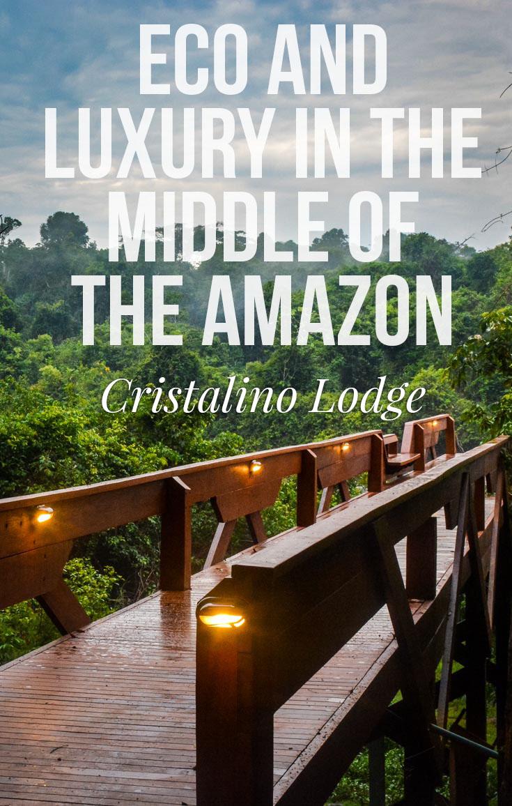 Cristalino Lodge Review