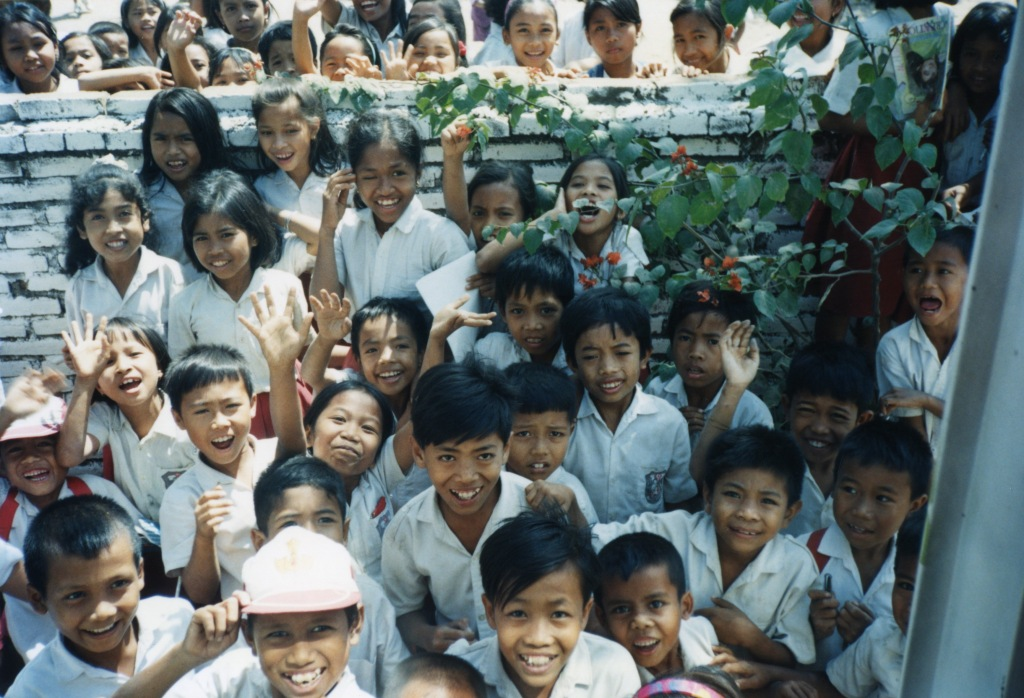 Lombok School Children