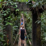 What It's Like To Sleep In The World's First Treehouse Community | Finca Bellevista