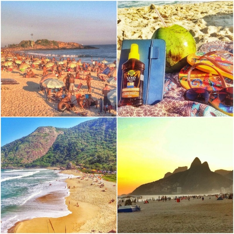 Beaches in Rio
