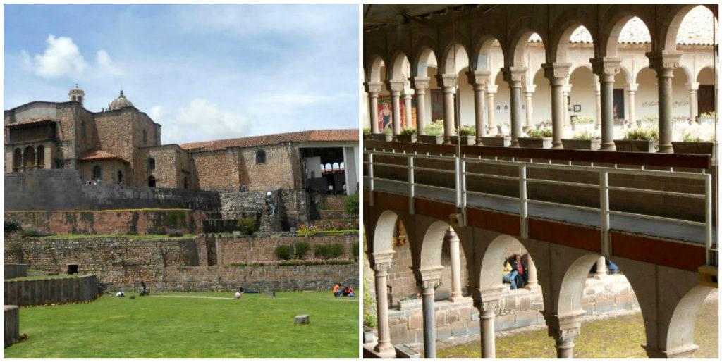 Qorikancha Ruins in Peru