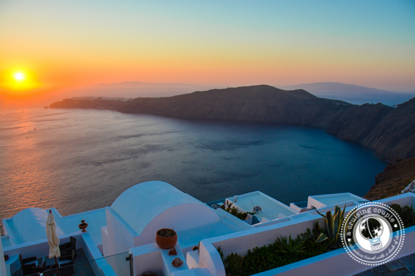 Sunday Snapshot | The Best Sunset In Santorini Isn't In Oia, It's Here
