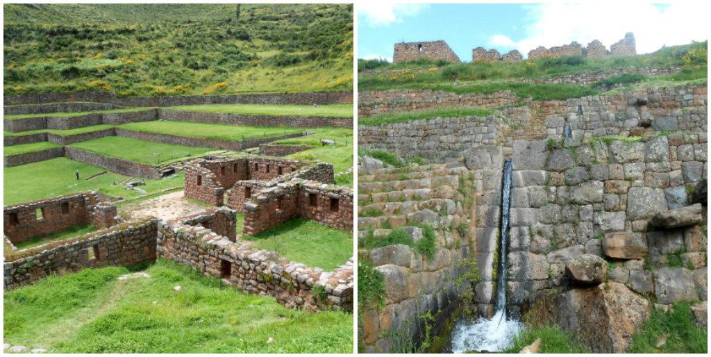 Stunning Tipon Ruins in Peru