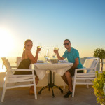 The Ultimate Romantic Dinner Experience – Dining in Santorini
