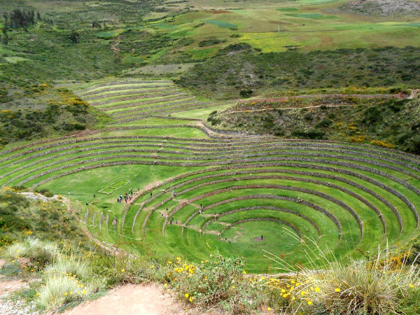 Must Visit Ruins in Peru - Moray