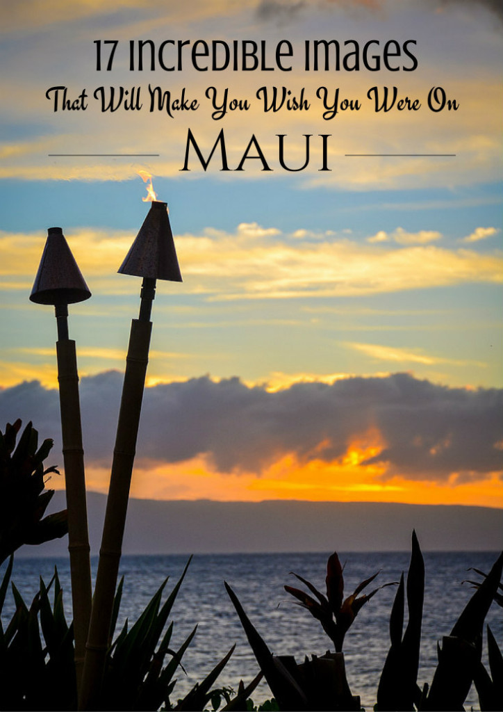 17 Incredible Images That Will Make You Want To Go To Maui