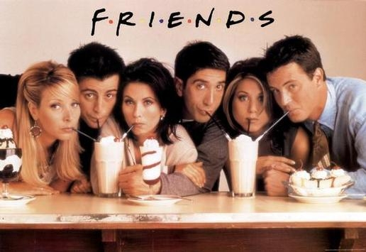 Anyone who loves Friends is worth keeping, if only for a little while.
