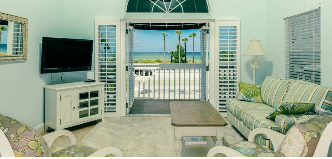 Inn on the Beach, St. Pete Florida Giveaway
