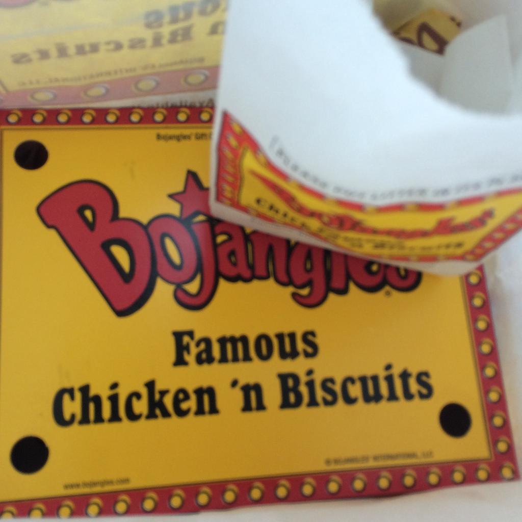 Chicken + biscuits = love.