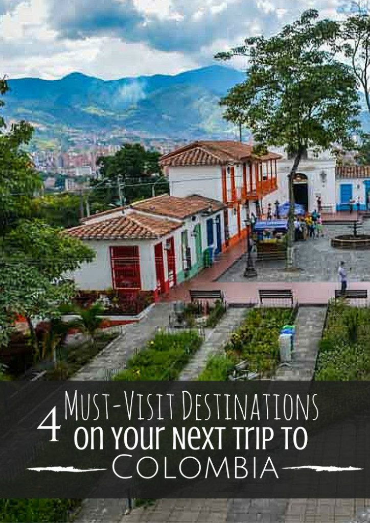 4 Must-Visit Destinations On Your Next Trip To Colombia