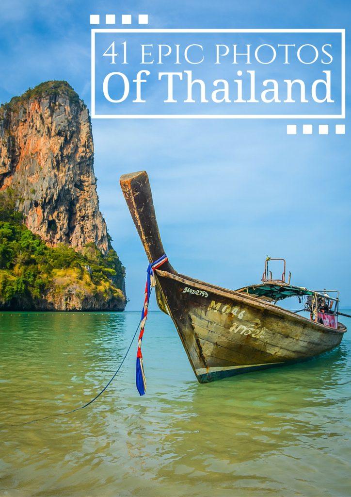 41 Epic Photos Of Thailand