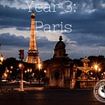 Year 3 Paris