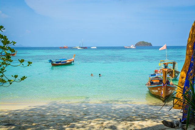 Looking For The Most Gorgeous Island In Thailand? Try Koh Lipe.