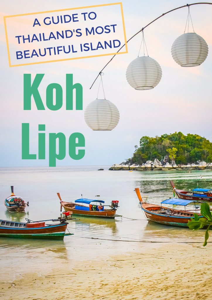 Thailands Most Beautiful Island Koh Lipe