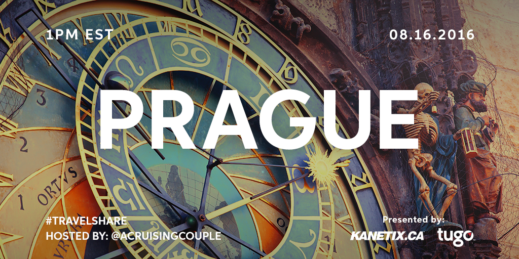 Let's Talk Prague! A #TravelShare Chat You Won't Want To Miss