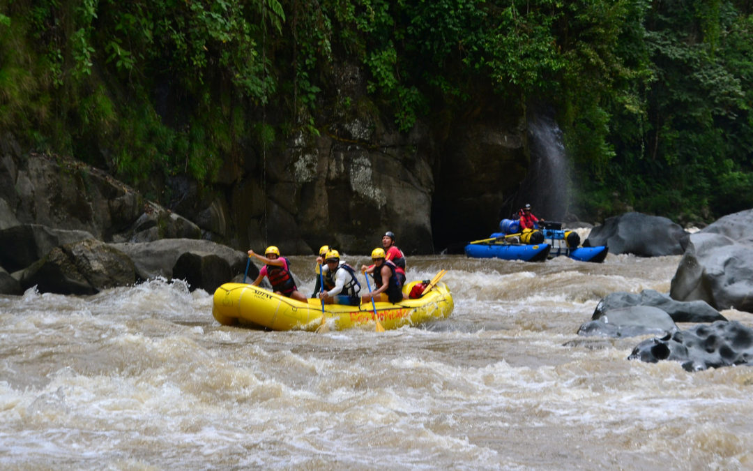 White Water Rafting The Rio Pacuare, Costa Rica: An Epic Two-Day Adventure