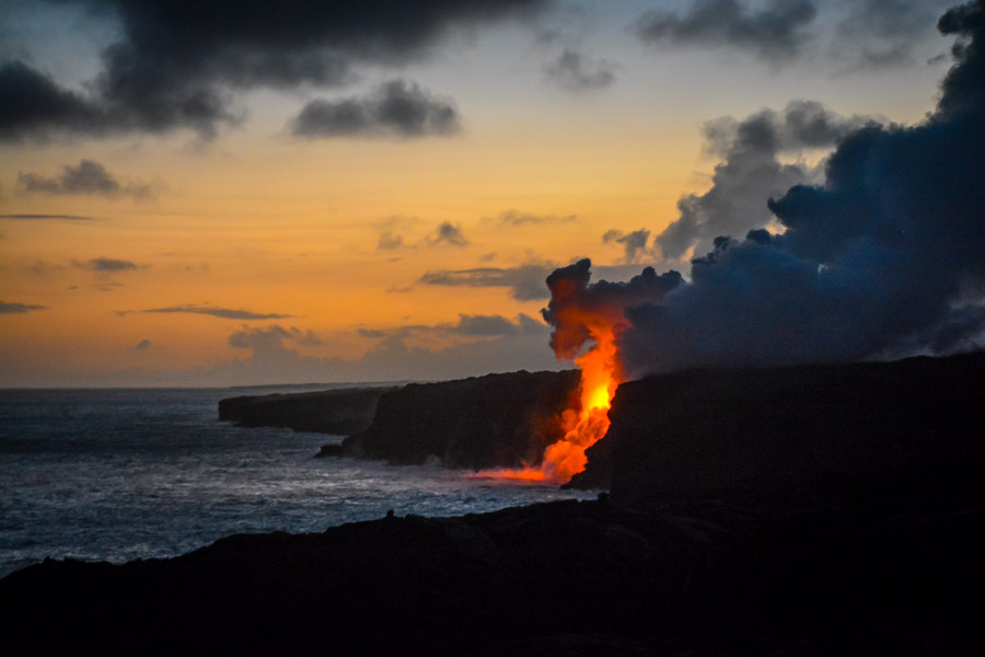 How To See Lava on Hawaii's Big Island: Kilauea Volcano