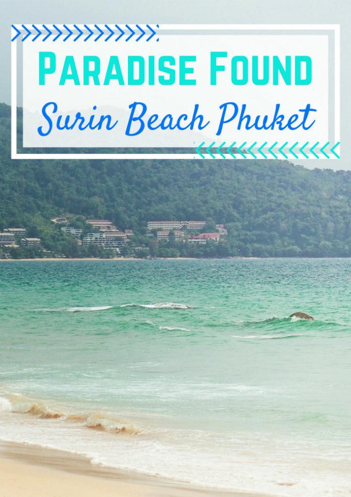 surin beach phuket pinterest